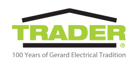 Dynamic Electrical, Refrigeration and Solar use and reccommend Trader Electrical Supplies.